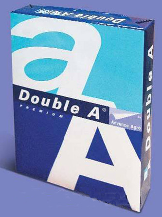 Офисная бумага а4 Double A